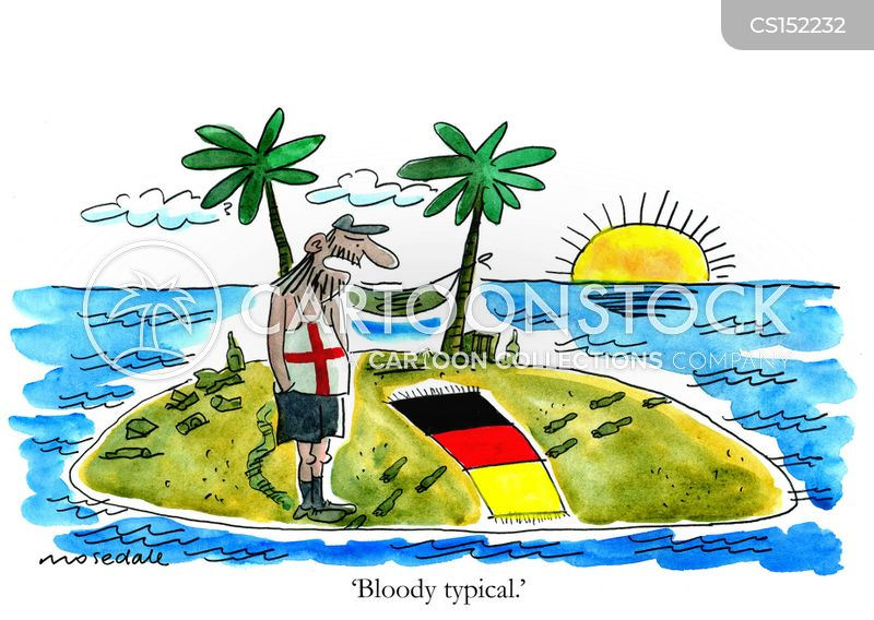 germanic cartoon