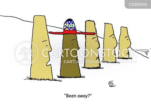 world heritage site cartoon