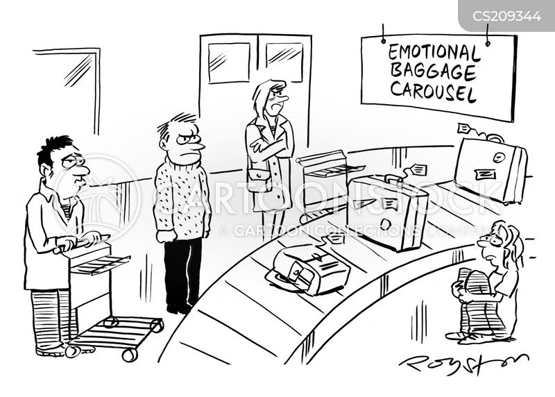 well being cartoon