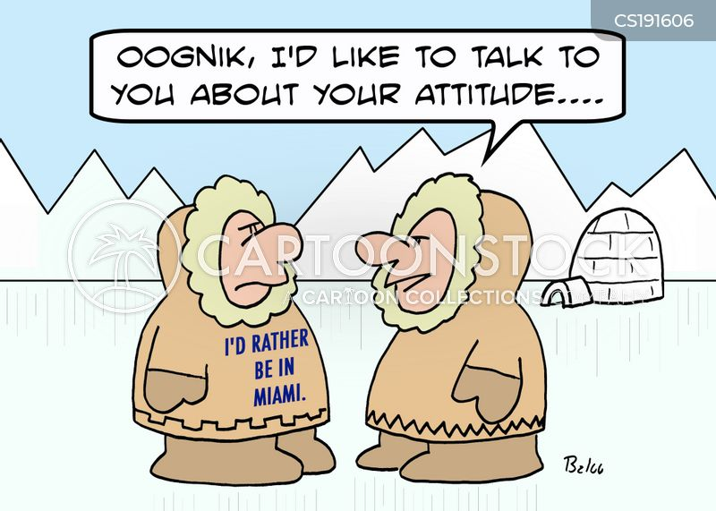attitude problems cartoon
