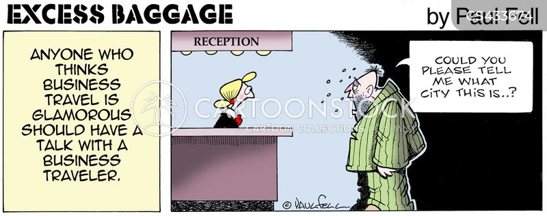 glamorous cartoon