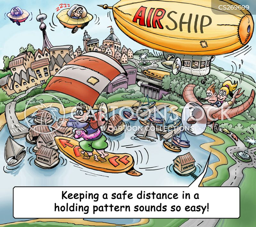 circulating cartoon