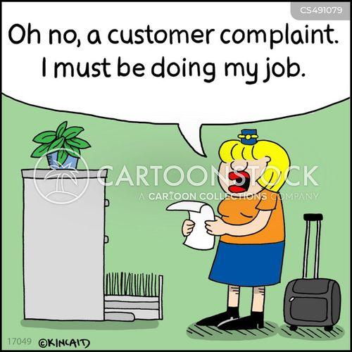 snarky cartoon