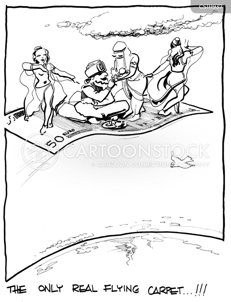 Flying Carpet cartoons, Flying Carpet cartoon, funny, Flying Carpet picture, Flying Carpet pictures, Flying Carpet image, Flying Carpet images, Flying Carpet illustration, Flying Carpet illustrations