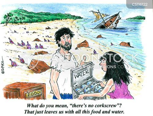 pacific cartoon
