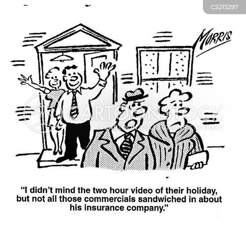 slide show cartoon