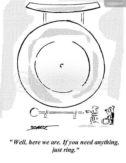 gongs cartoon