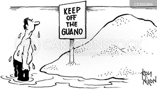 keep off cartoon