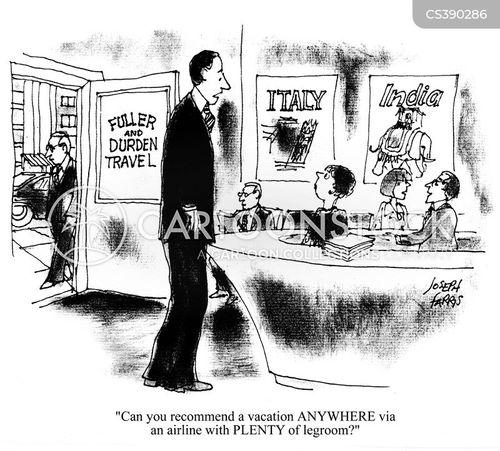 legrooms cartoon
