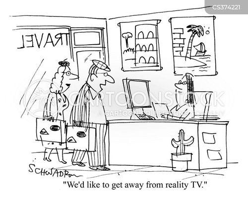 post-modernism cartoon