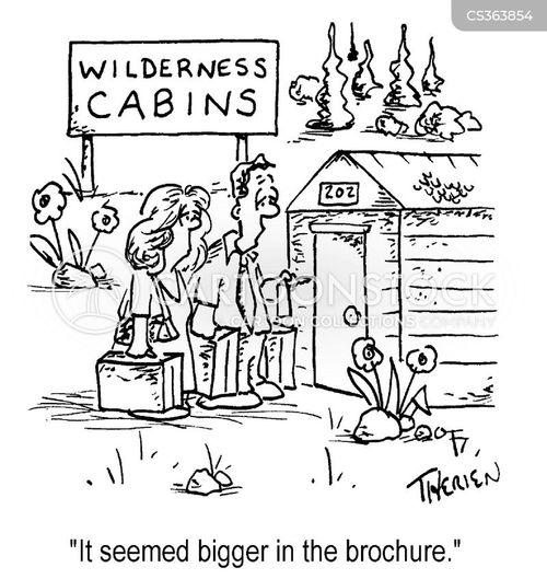 adventure holidays cartoon