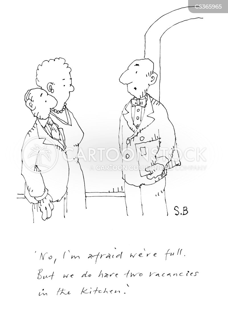 Innkeeper Cartoons and Comics - funny pictures from CartoonStock