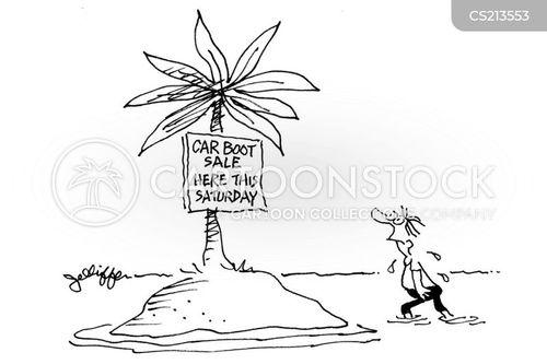 bring and buy sale cartoon