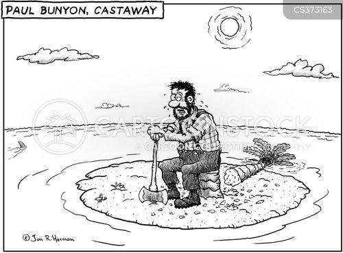 stump cartoon
