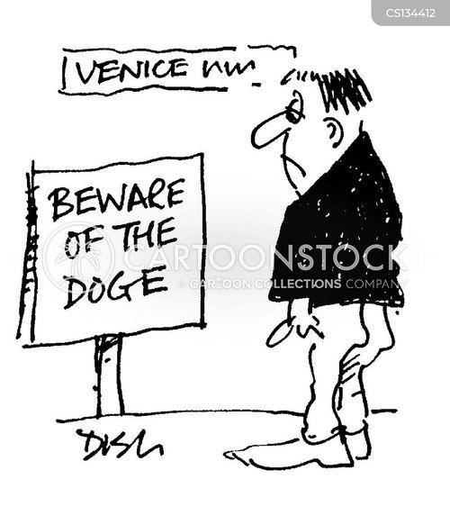 doge cartoon