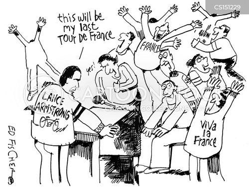 armstrong cartoon