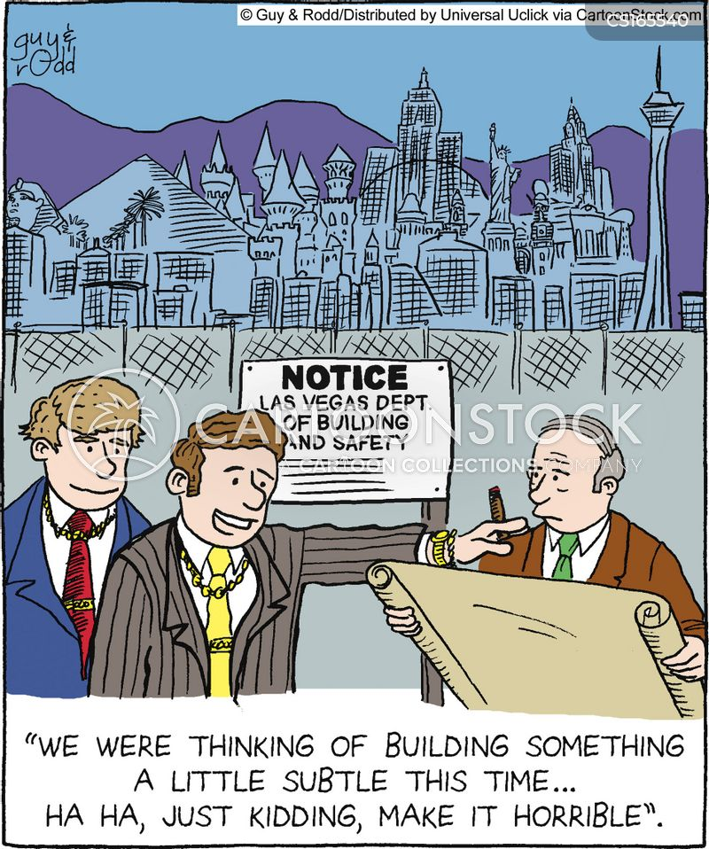 city cartoon