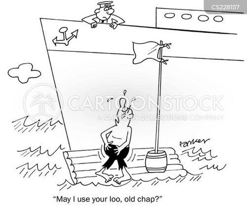 liners cartoon