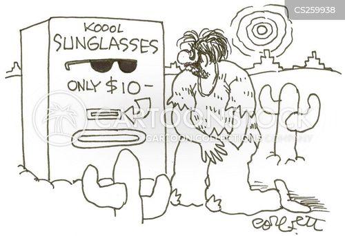 sunnies cartoon