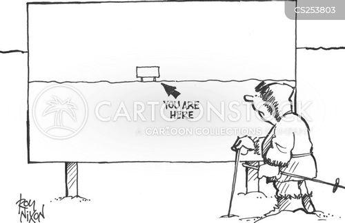 explores cartoon