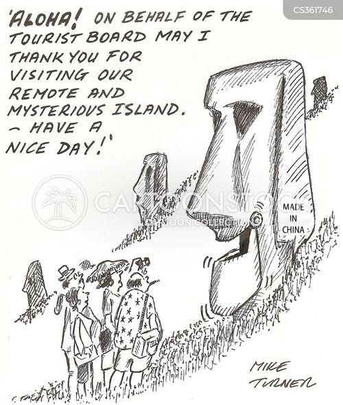 heritage site cartoon