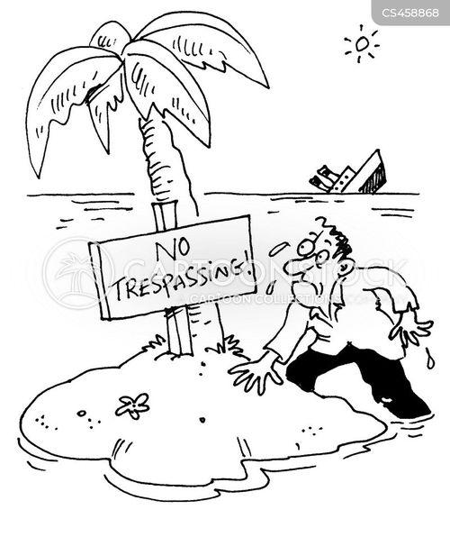criminal offences cartoon