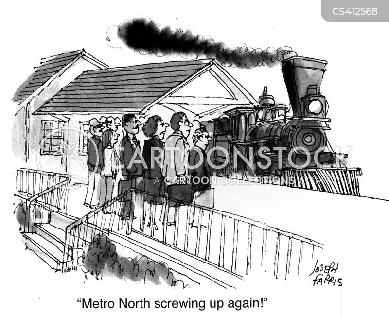 steam trains cartoon