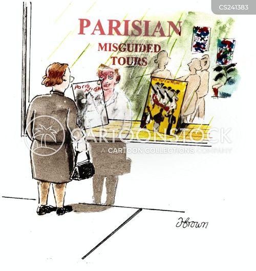 misadventures cartoon