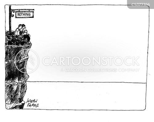nothingness cartoon