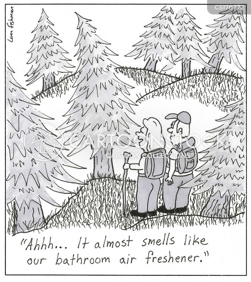 fresheners cartoon