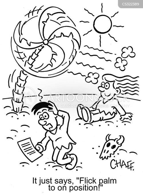breezes cartoon