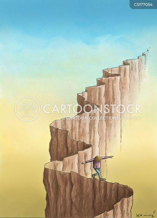 paths cartoon