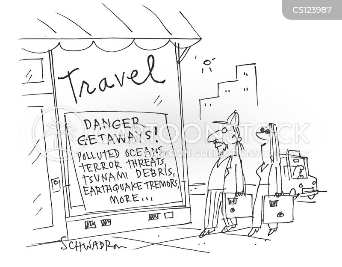 tremor cartoon