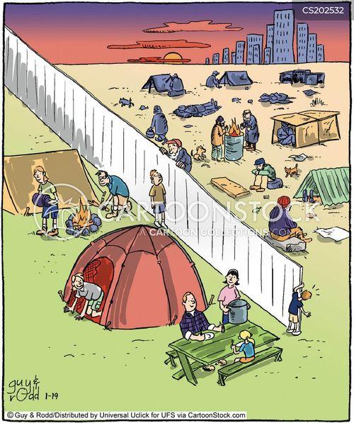 impoverished cartoon