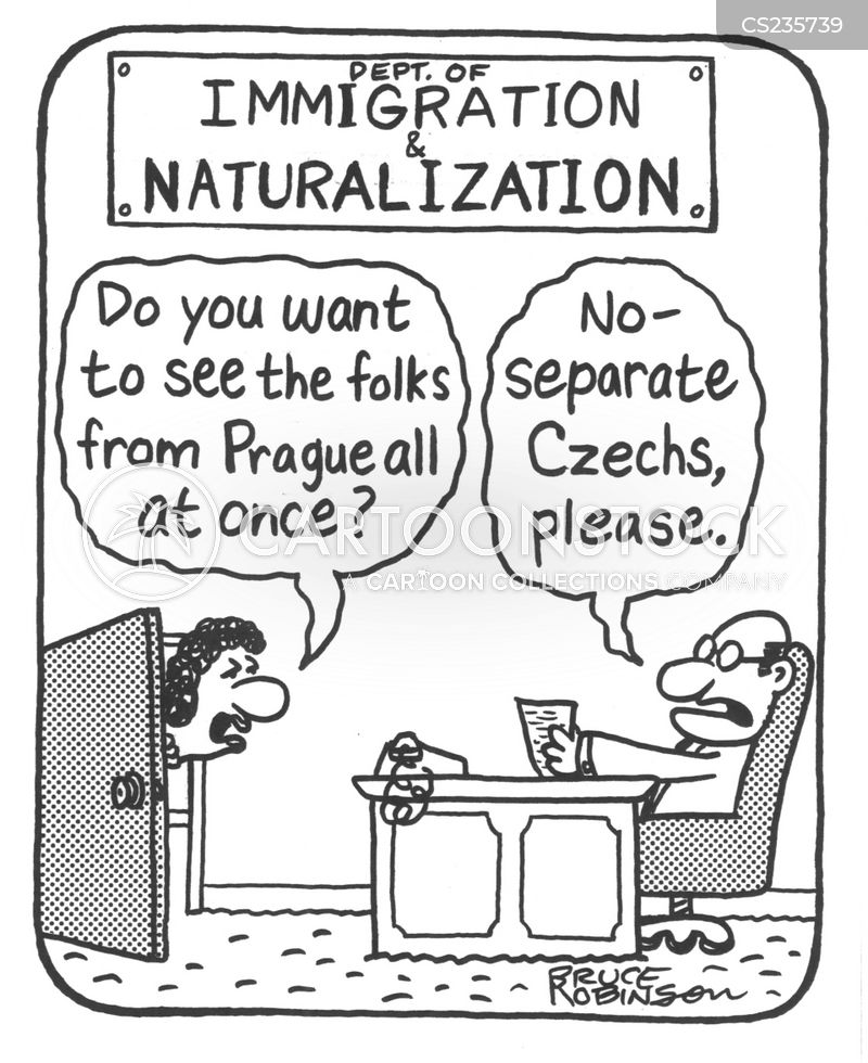 naturalization cartoon