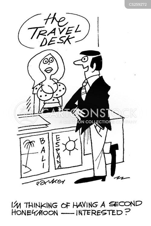 ladies man cartoon