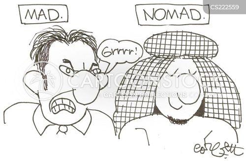 westerners cartoon
