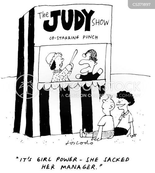 entertainments cartoon