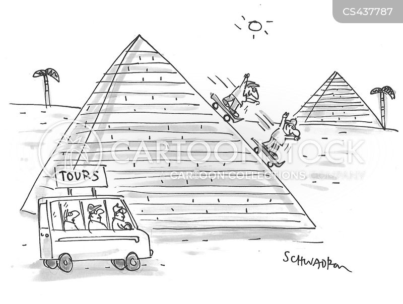historical site cartoon