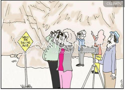 watch out cartoon
