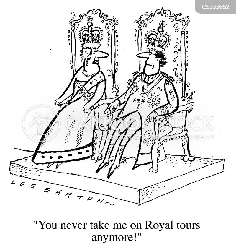 Royal Tours cartoons, Royal Tours cartoon, funny, Royal Tours picture, Royal Tours pictures, Royal Tours image, Royal Tours images, Royal Tours illustration, Royal Tours illustrations