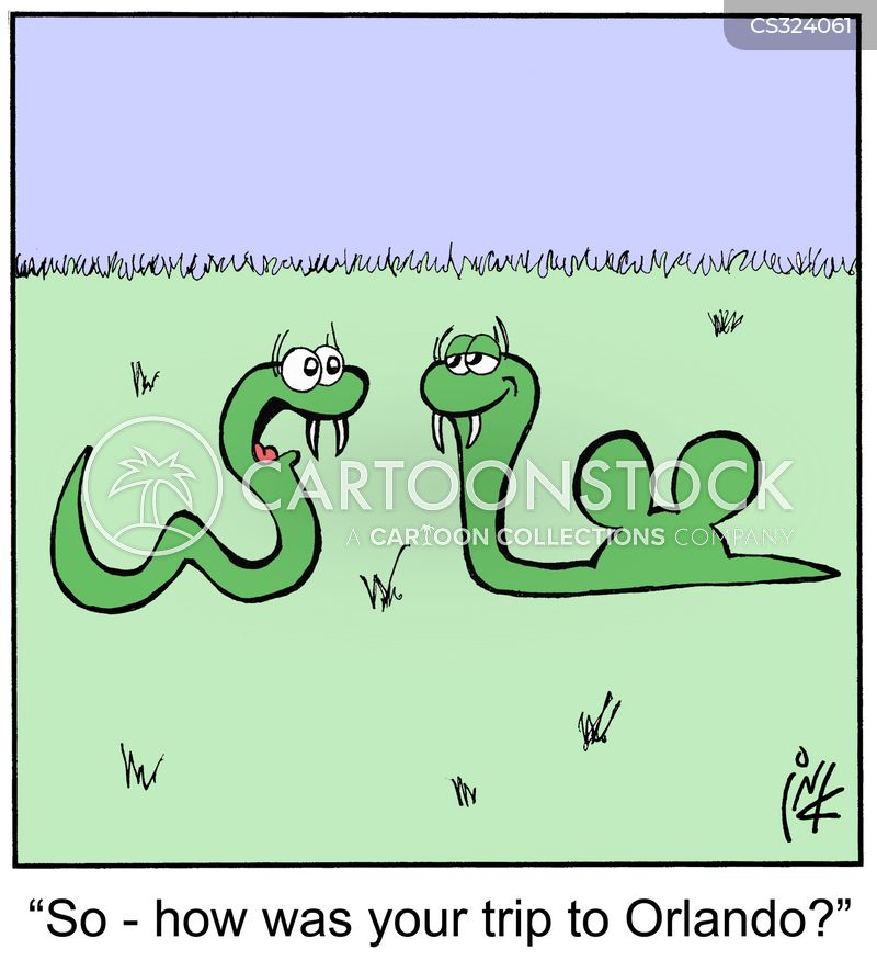 reptilian cartoon
