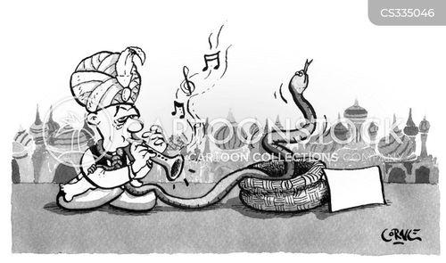ruses cartoon