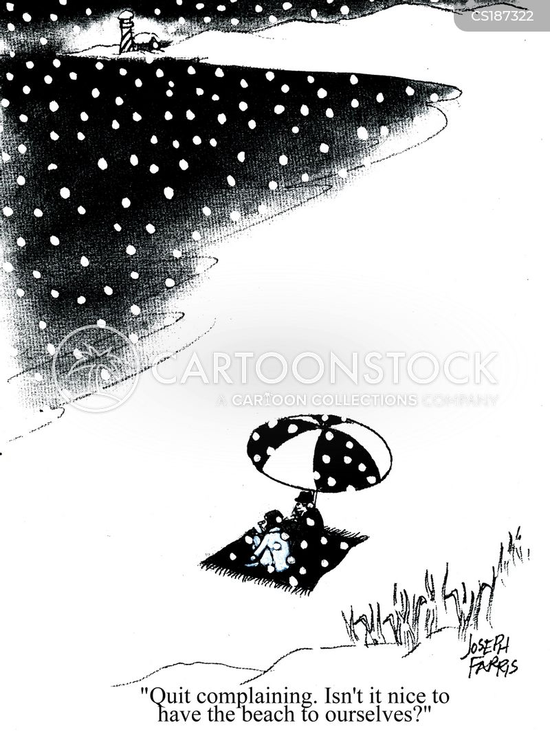 snow drift cartoon