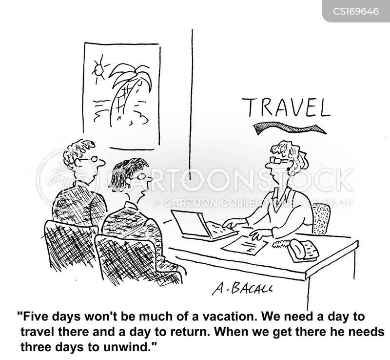 Travel Agencies Cartoon 2 Of 216