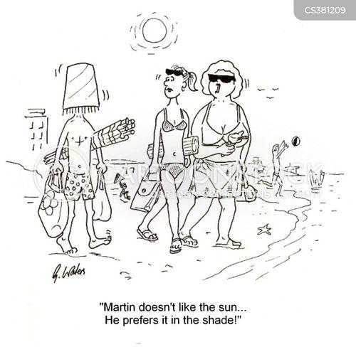 lamp shades cartoon