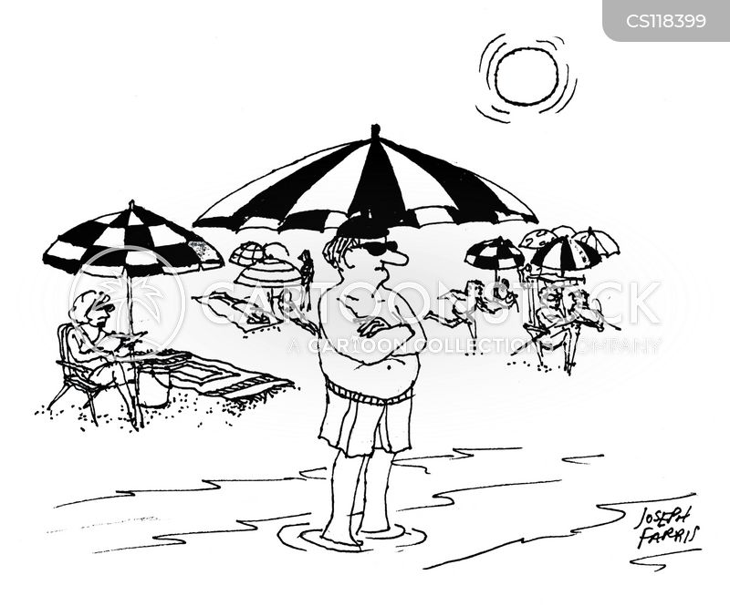 sun shades cartoon