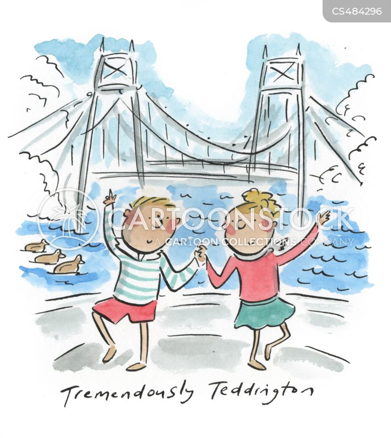 teddington cartoon