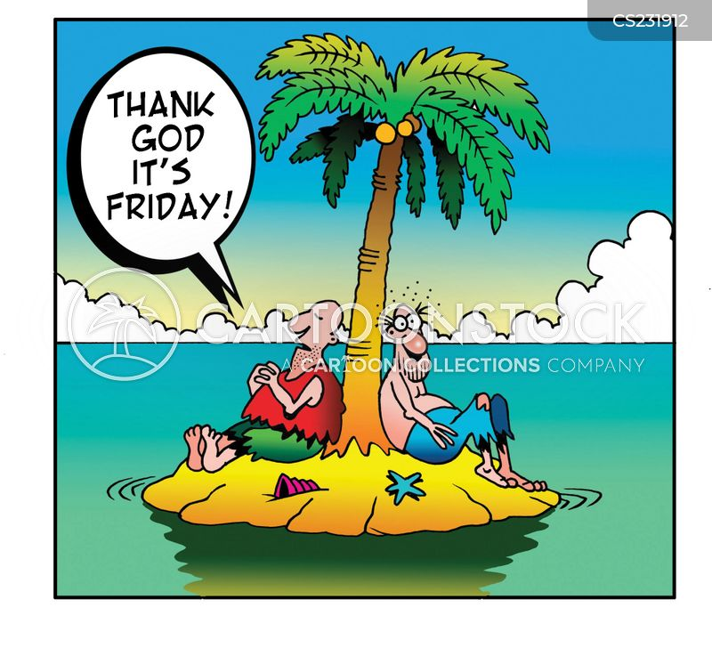 friday afternoons cartoon