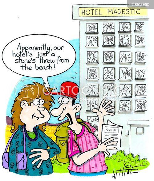 amenities cartoon